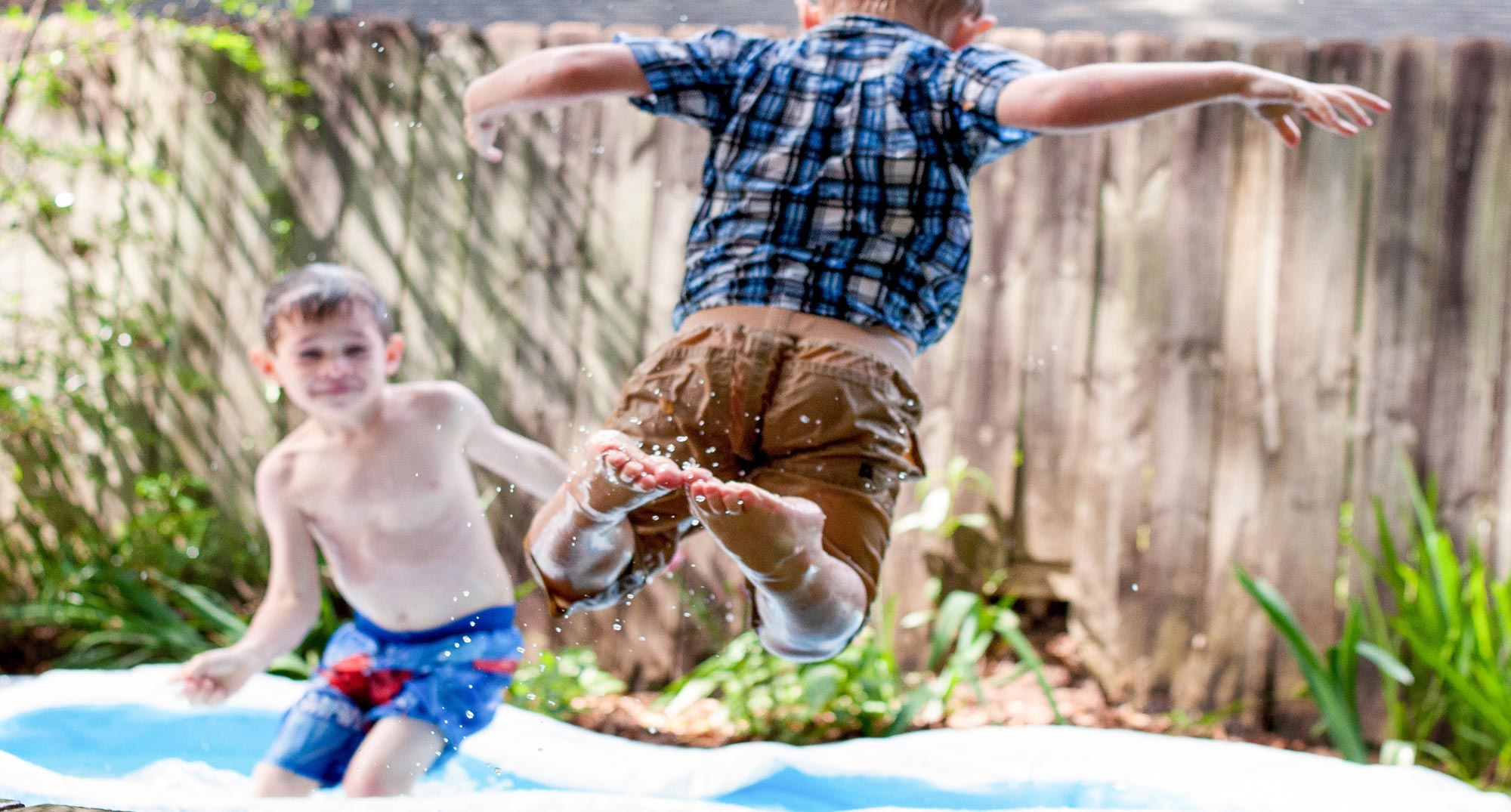 PARENTING: When Kids Play Too Rough