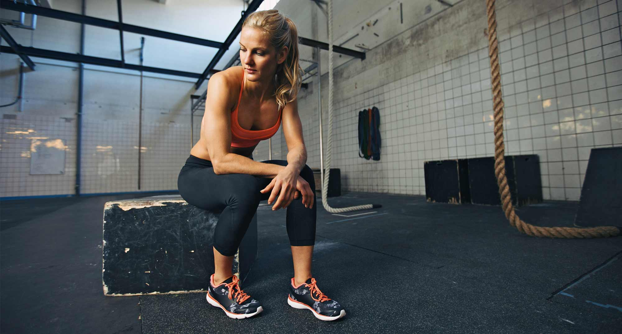 FITNESS: Overcome The Exercise Plateau