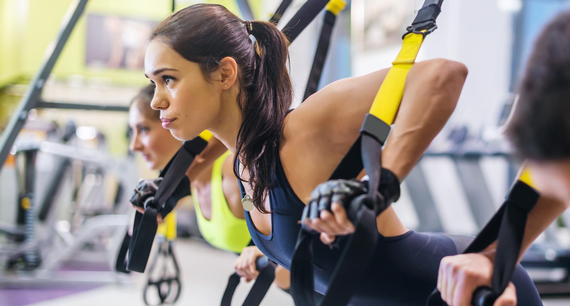 FITNESS: High Intensity – Training Benefits