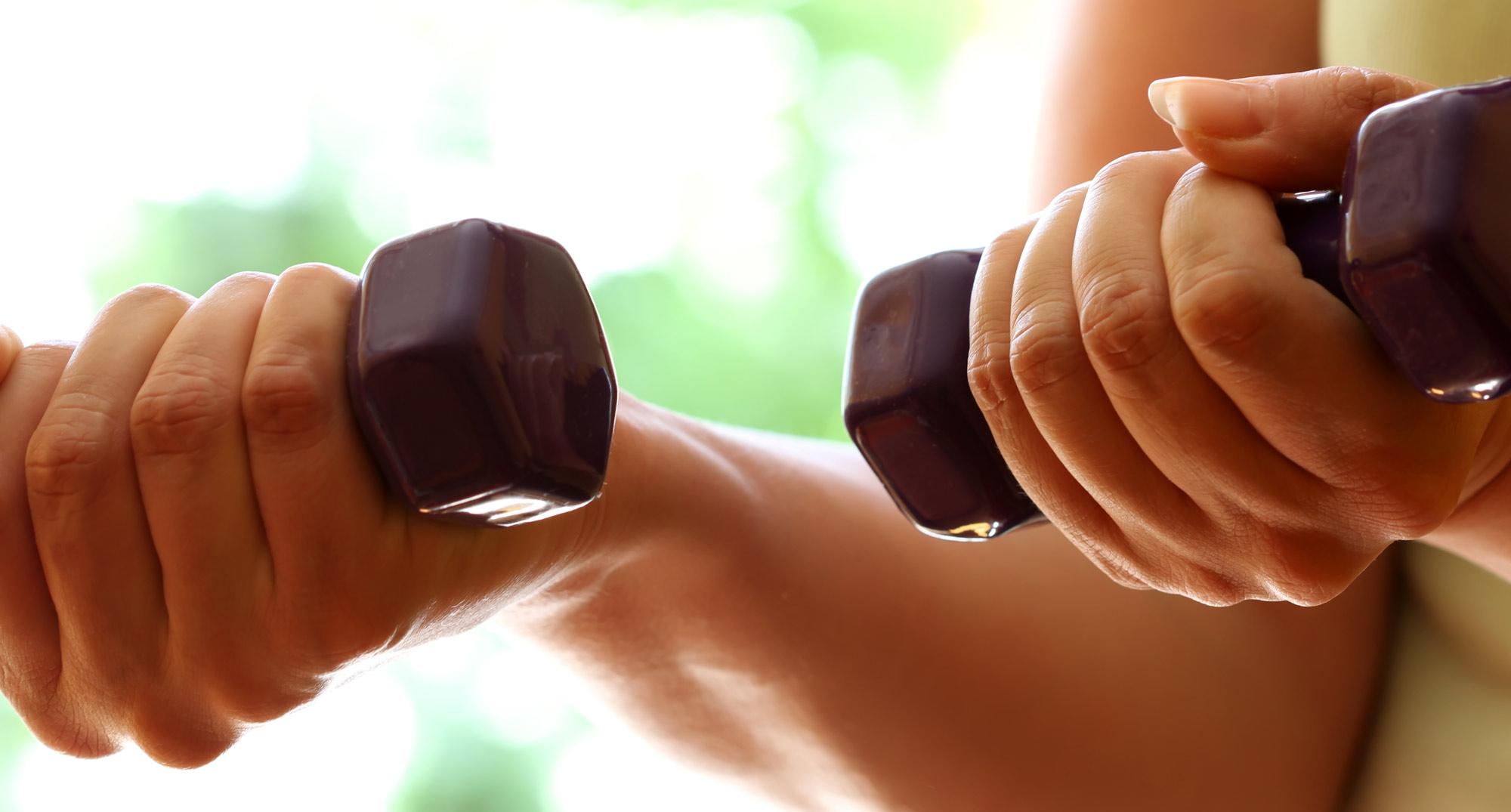 Correct Technique When Exercising